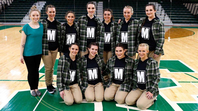 Jasper Dancers Team Photo